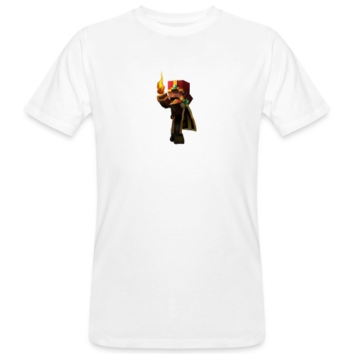 MineKnight BackPack BP - Ekologisk T-shirt herr