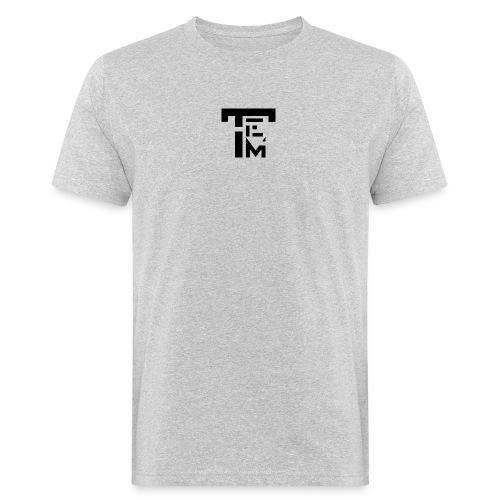 TEM BLACK - T-shirt bio Homme