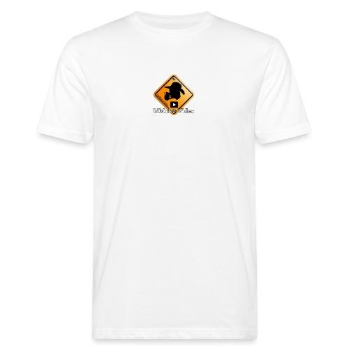 Logo MMolterVideo - Männer Bio-T-Shirt