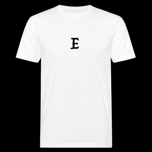 E black - T-shirt bio Homme