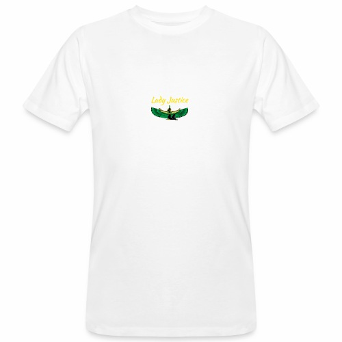 Lady Justice Maat design - Men's Organic T-Shirt