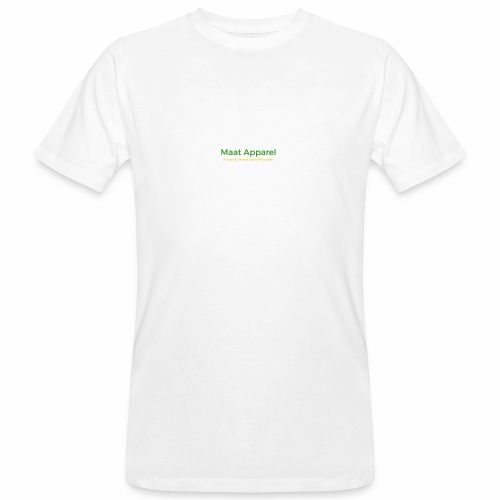 Maat apparel - Men's Organic T-Shirt