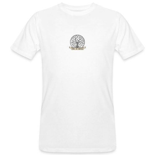 TOS grey tiny 3in png - Men's Organic T-Shirt
