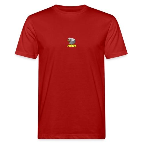 POw3r sportivo - T-shirt ecologica da uomo