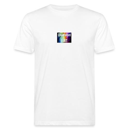 Chelmsford LGBT - Men's Organic T-Shirt