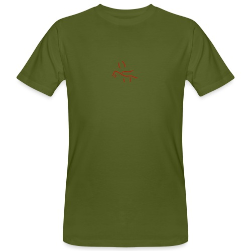 'Drowning in you' (pocket) - Men's Organic T-Shirt