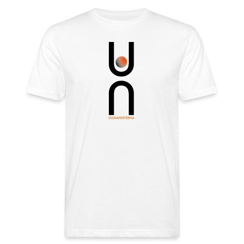 Humanisterna logo - Ekologisk T-shirt herr