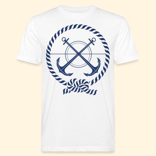 Ancoras - Men's Organic T-Shirt