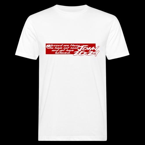 OVER REASON 2 - Camiseta ecológica hombre
