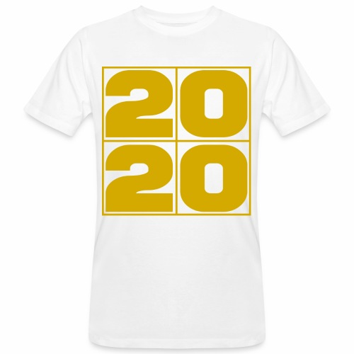 2020 OR 2 - T-shirt bio Homme