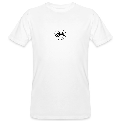 Bibs Logo Noir - T-shirt bio Homme