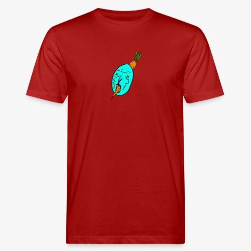 The Carrot - Ekologisk T-shirt herr