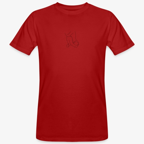 Don t hurt me - Mannen Bio-T-shirt