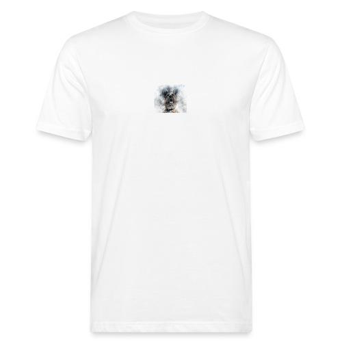 dog hund - Männer Bio-T-Shirt