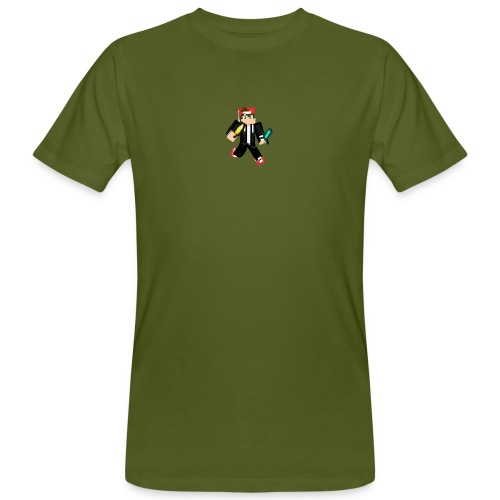 animated skin - Männer Bio-T-Shirt