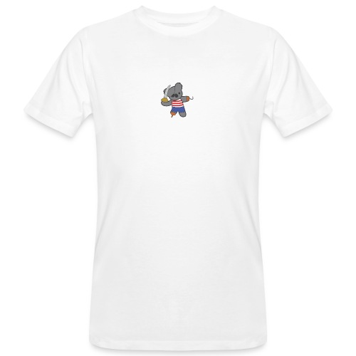Pirat - Männer Bio-T-Shirt