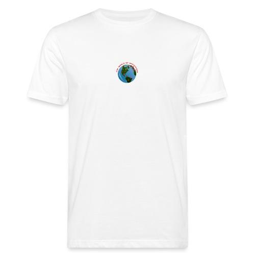 The World Of Scootering - Männer Bio-T-Shirt