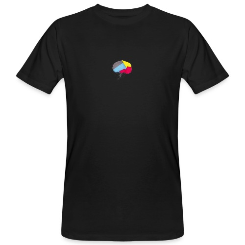 BRAIN - T-shirt bio Homme