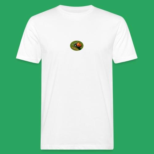 la scienza di Giacomo logo giusto tondo PNG - T-shirt ecologica da uomo