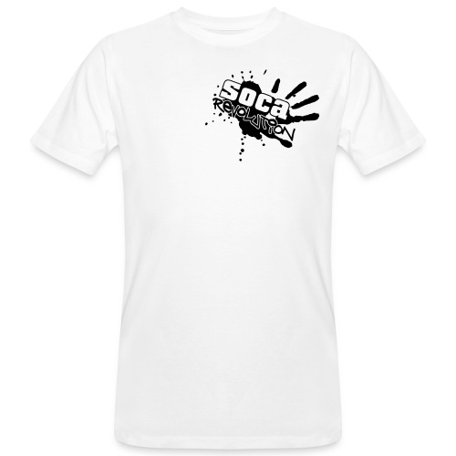 soca rev logo true - Men's Organic T-Shirt
