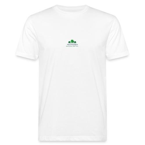 TOS logo shirt - Men's Organic T-Shirt