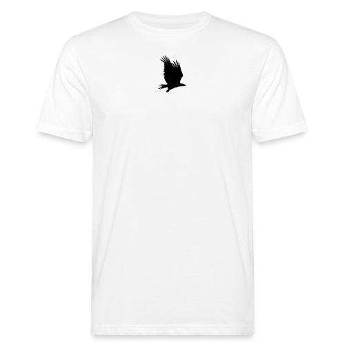 Tirolerbergluft pur (kleiner Adler) - Männer Bio-T-Shirt