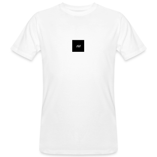 Zad logo 1 - T-shirt bio Homme