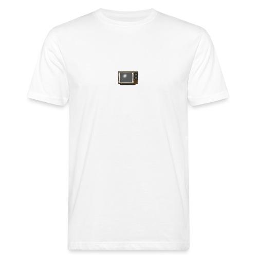 la télé - T-shirt bio Homme