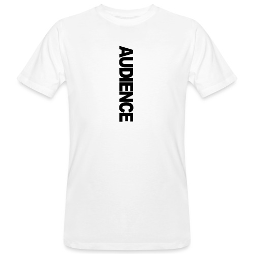 audienceiphonevertical - Men's Organic T-Shirt