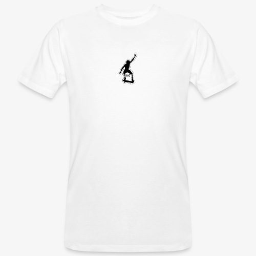 skate - Mannen Bio-T-shirt
