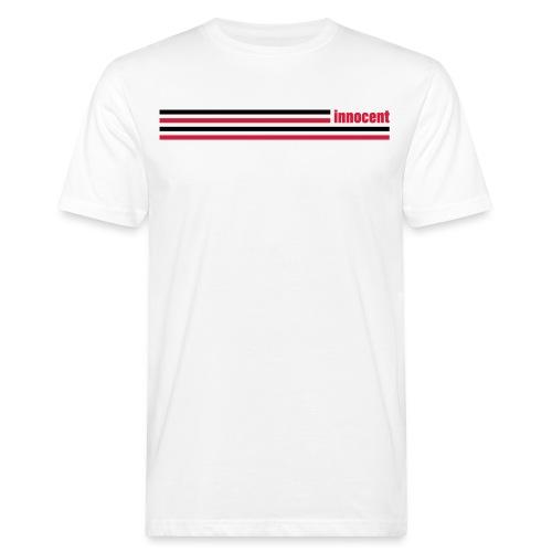 innocent stripes - Männer Bio-T-Shirt
