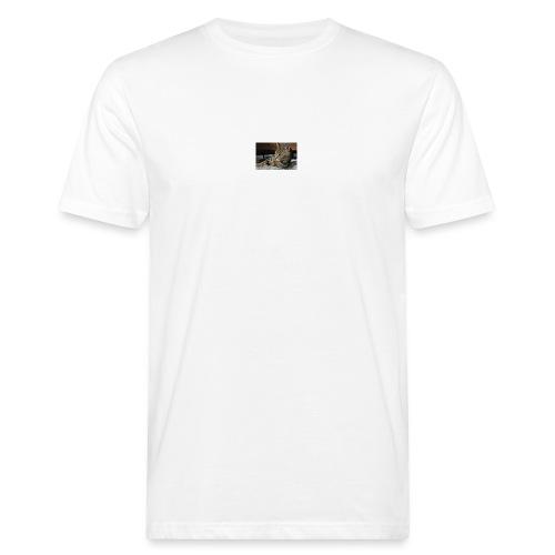 ILOVECATS Polo - Mannen Bio-T-shirt