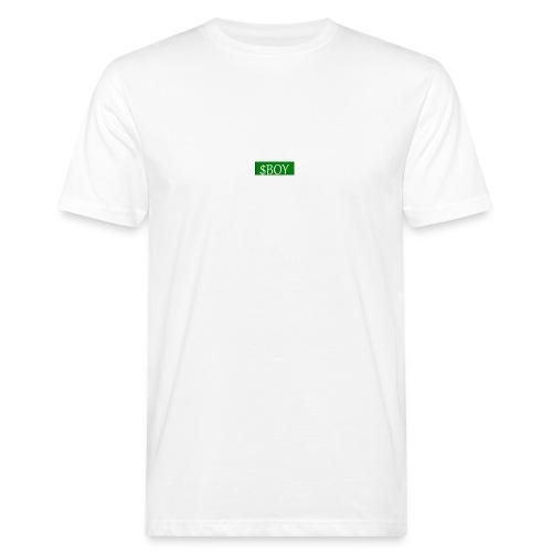 sboy logo - T-shirt bio Homme