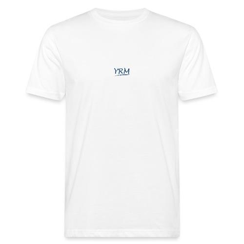 YRMSchriftzug - Männer Bio-T-Shirt