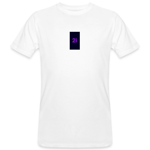 2i - T-shirt bio Homme