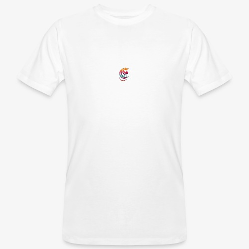 Elemental Retro logo - Men's Organic T-Shirt