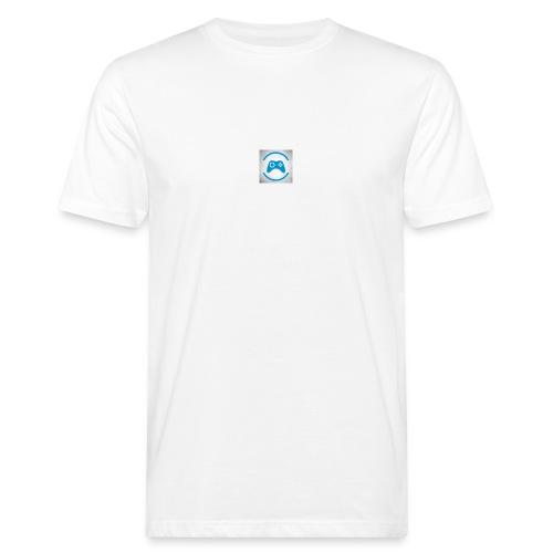 mijn logo - Mannen Bio-T-shirt