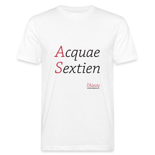 ACQUA SEXTIEN - T-shirt bio Homme