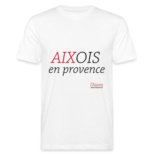 AIXOIS EN PROVENCE - T-shirt bio Homme