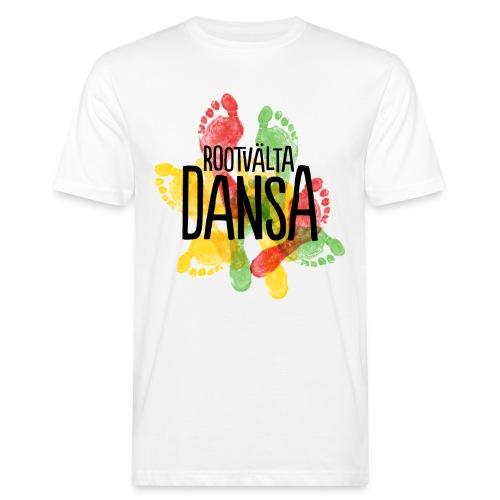 Rootvälta DANSA - Ekologisk T-shirt herr