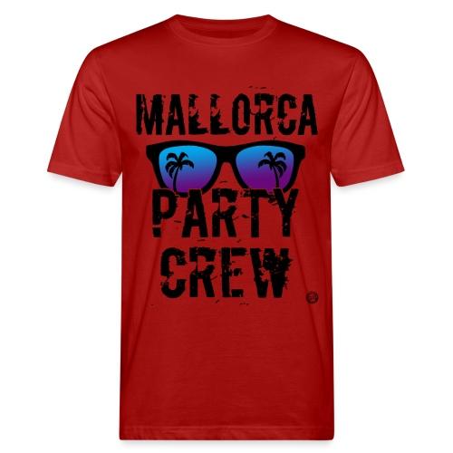 MALLE PARTY CREW Shirt - Mallorca Overhemden 2019 - Mannen Bio-T-shirt