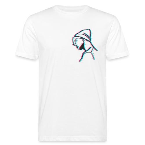 JM's jawline glitch - Men's Organic T-Shirt