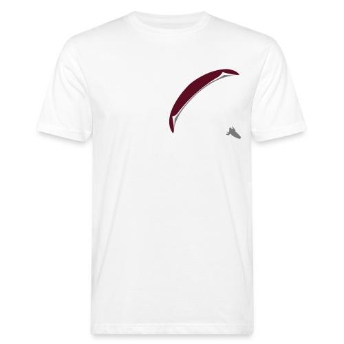paragliding XC - T-shirt bio Homme