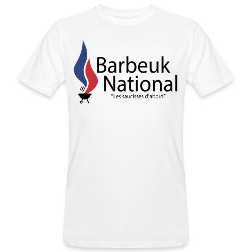 BARBEUK NATIONAL - T-shirt bio Homme