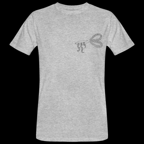 Schereonpoint - Männer Bio-T-Shirt