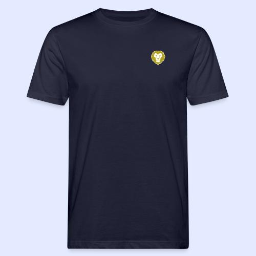 GoldenLion - Miesten luonnonmukainen t-paita