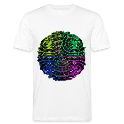 Vibrant Colour - Men's Organic T-Shirt