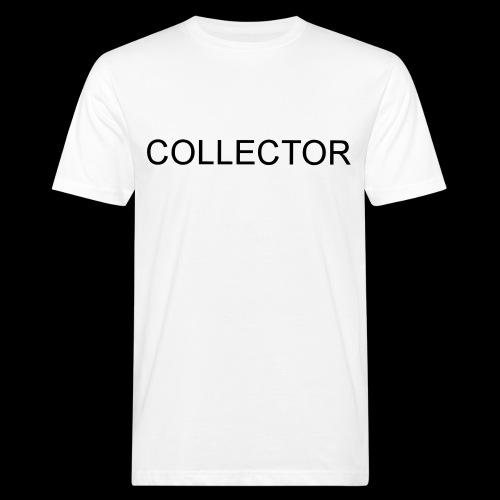 COLLECTOR - Mannen Bio-T-shirt