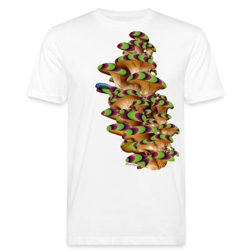 Psi - Männer Bio-T-Shirt
