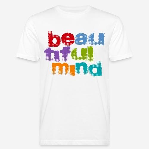 schöne geistige Seele - Männer Bio-T-Shirt